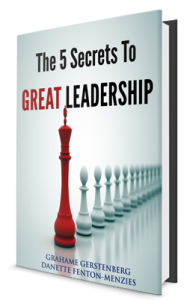 5 Secrets To GREAT Leadership